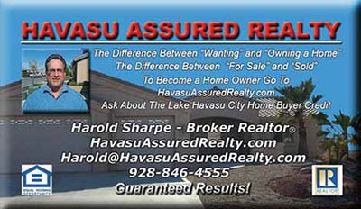 Havasu Assured Realty Guaranteed Results